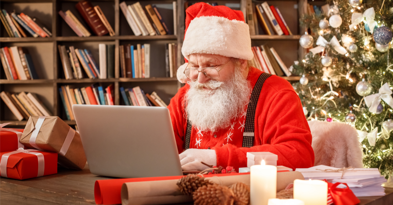 7 Lessons every business could learn from Santa