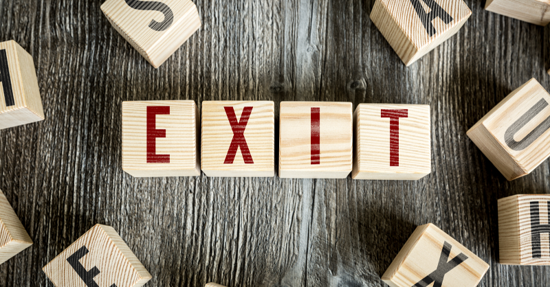 Getting ready to exit your business? Here's what you need to know