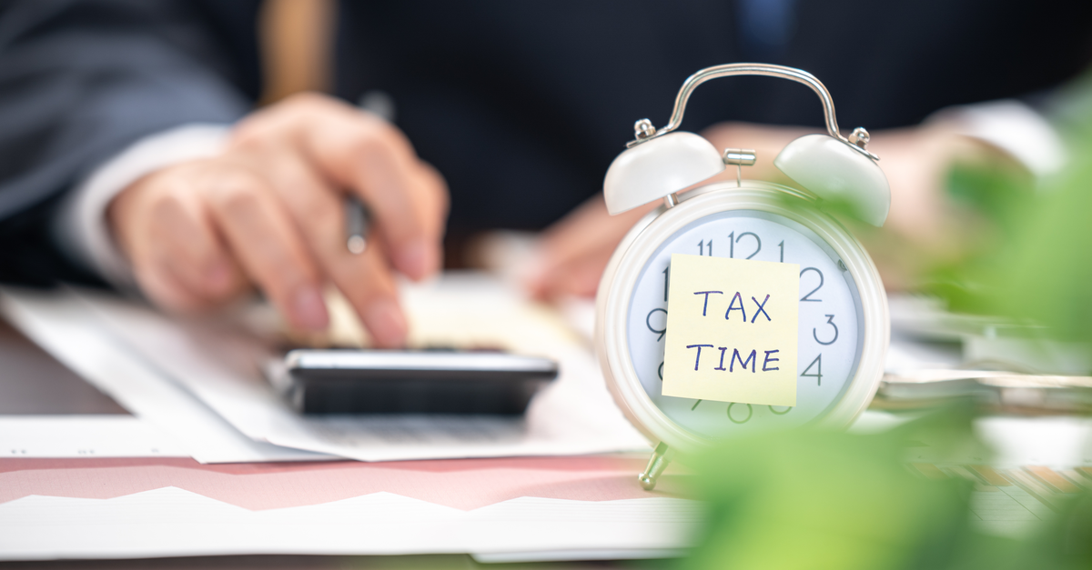 Why doesn't the UK tax year start on 1 January?